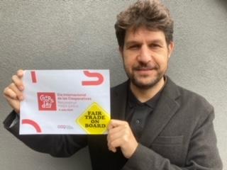 Sergi Corbalan, Executive Director, Fair Trade Advocacy